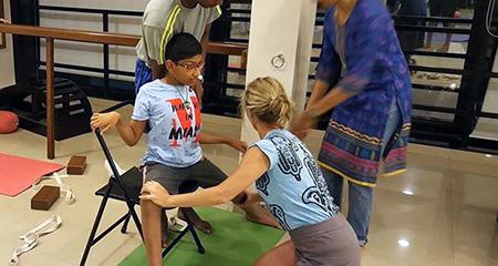 Panjim, Goa Special Needs Class